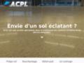 ACPL - B�ton poli - traitements des sols