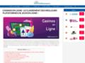 Détails : Bibliosesame.fr, guide des plateformes de jeu en ligne