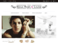 Capture du site http://www.bijoux-anais-et-louise.com