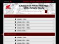 Site d'achat de pièces moto Honda