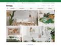 Bimago magasin en ligne accesoires de décoration de maison