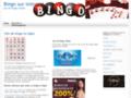 Détails : Jouer au bingo