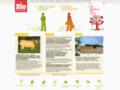Bio Bourgogne Coopérative de céréales Bio Bourgogne. arine bio, farine biologique, céréales biologiques, cocebi, biobourgogne, ... farines biologiques, farine bio, farine intégrale bio, farine complète bio