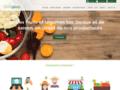 Détails : Biocabas - Panier Bio : Vente en ligne de panier et cabas Bio.