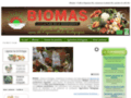 Biomas : fruits et l�gumes bio