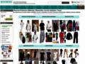 Voir la fiche détaillée : Vêtements de travail, Blouses, Veste de Cuisine, Costumes