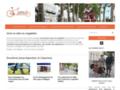 Capture du site http://www.biporteur.fr