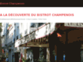 Bistrot Champenois : Cuisine Traditionnelle