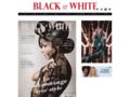 Détails : Black Or White