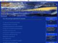 Bleu Ebouriffé, peinture contemporaine