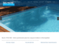 piscine coque sur www.bleupiscine.fr