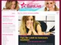 Détails : Live Show webcam Eurolive