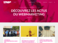 Détails : Le blog de lagence webmarketing 1789.fr