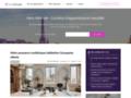 Location d'appartement meublés à Paris pour les professionnels