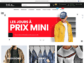 Détails : BLZjeans.com votre boutique homme en ligne