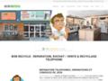 Détails : Réparation et recyclage de smartphone