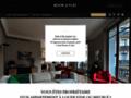 Locations meubl�es situ� � Paris