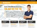 Détails : Les électriciens professionnels  à Bordeaux