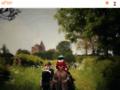 Randonnée avec un âne en Bourgogne du sud