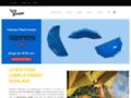 Détails : Les Arts de la Grimpe vente de matériel d'escalade