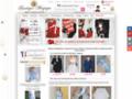 robe communion sur www.boutique-magique.fr