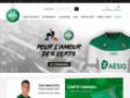boutique officiel sur boutique.asse.fr
