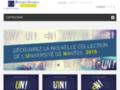 boutique officielle sur boutique.univ-nantes.fr