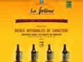 Capture du site http://www.brasserie-la-foline.fr/