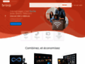 Détails : Trio Internet de Bravo Telecom