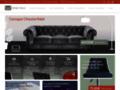 British Deco vente de canapé , mobilier et meubles anglais