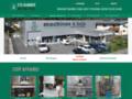 Capture du site http://burnier-machine-bois.com