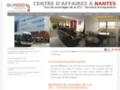 Voir la fiche détaillée : Buroo Espace : centre d'affaires à Nantes, bureaux à louer