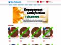 Détails : Le site officiel en ligne pour achat de likes