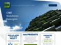 CME, pose de solutions à énergie renouvelable