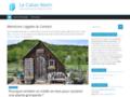 Capture du site http://cabasmalin.fr/