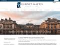 Détails : Cabinet MATTEI : une adresse fiable pour des prestations de services en droit fiscal