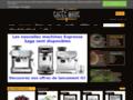 Détails : Cafés Marc