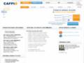 Détails : CAFPI, n°1 des courtiers en crédits immobiliers, en France et au Maroc