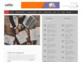 Détails : cahier des charges site internet
