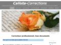 Calista-Corrections