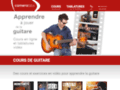 cours guitare sur www.cameratabs.com