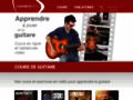 CAMERATABS - Cours de guitare en ligne
