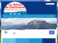 Balcon de Chartreuse, camping 3 etoiles