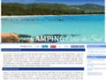 Camping corse sud