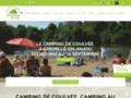 Camping de Coulvée - Chemillé