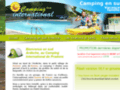 Camping International de Pradons en Ardèche