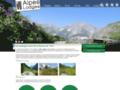 Camping le Parc Isertan Pralognan la Vanoise