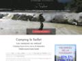 Camping le Saillet *** à Lestelle Betharram