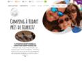 camping bidart sur www.camping-oyam.com