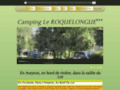 Camping Le ROQUELONGUE
